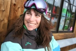 Liz Welles Moonlight Basin Athlete Ambassador at Moonlight Basin Resort, Big Sky Montnan