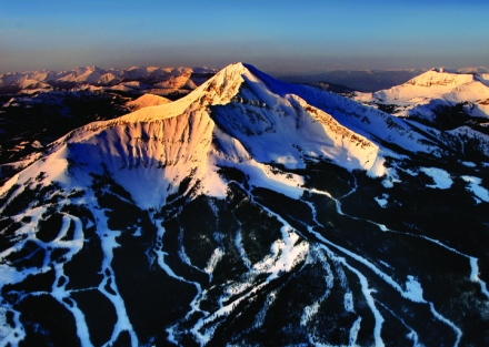 Moonlight Basin Ski Resort, Big Sky, Montana, Biggest Skiing In America, Skiing in Big Sky