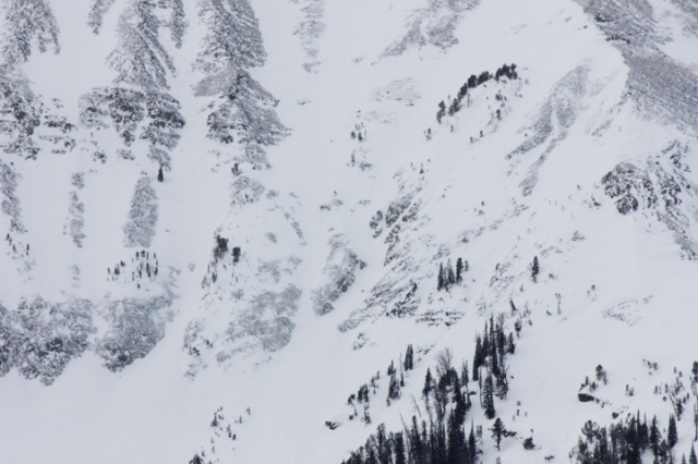 Whitetail to Dead Goat in the Freeride Word Qualifier Headwaters venue at Moonlight Basin, Big Sky Montana.