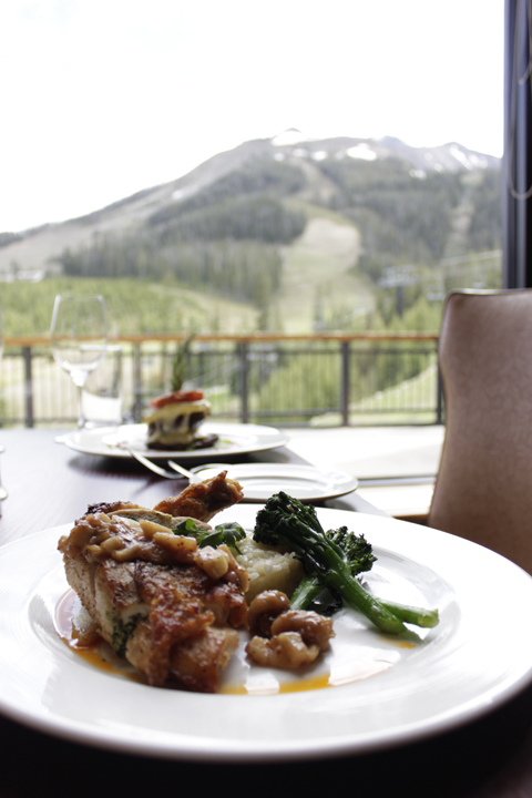 Dining in Big Sky at Jack Creek Grille