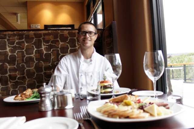 Moonlight Basin's new Head Chef Chris Rennau