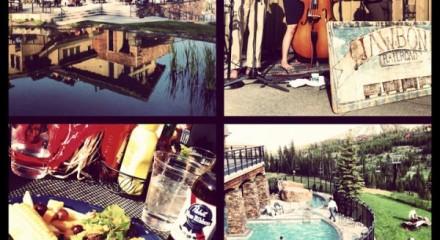 Summer activities in Big Sky