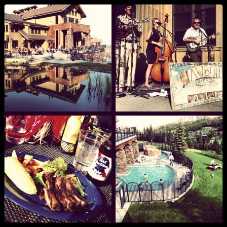 Summer activities in Big Sky