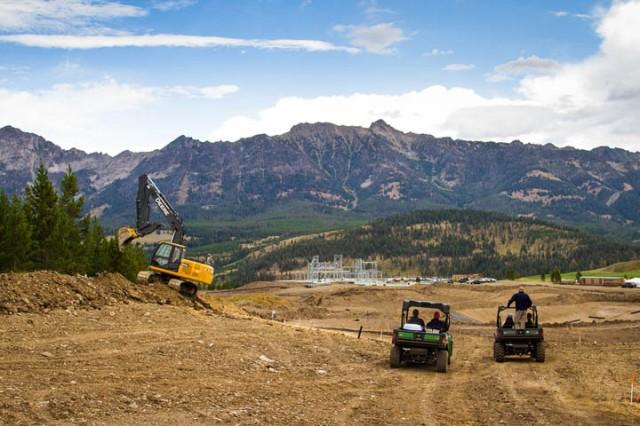 The RESERVE golf course, Moonlight Basin Resort, Jack Nicklaus, Jack Nicklaus signature course, golf in Big Sky, Big Sky golf, Moolight Club, Big Sky Montana, Montana, Golf, Cross Harbor