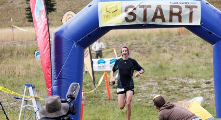 The Rut 50K, Big Sky Montana, Moonlight Basin, Ultramarathon, Paul Hamilton